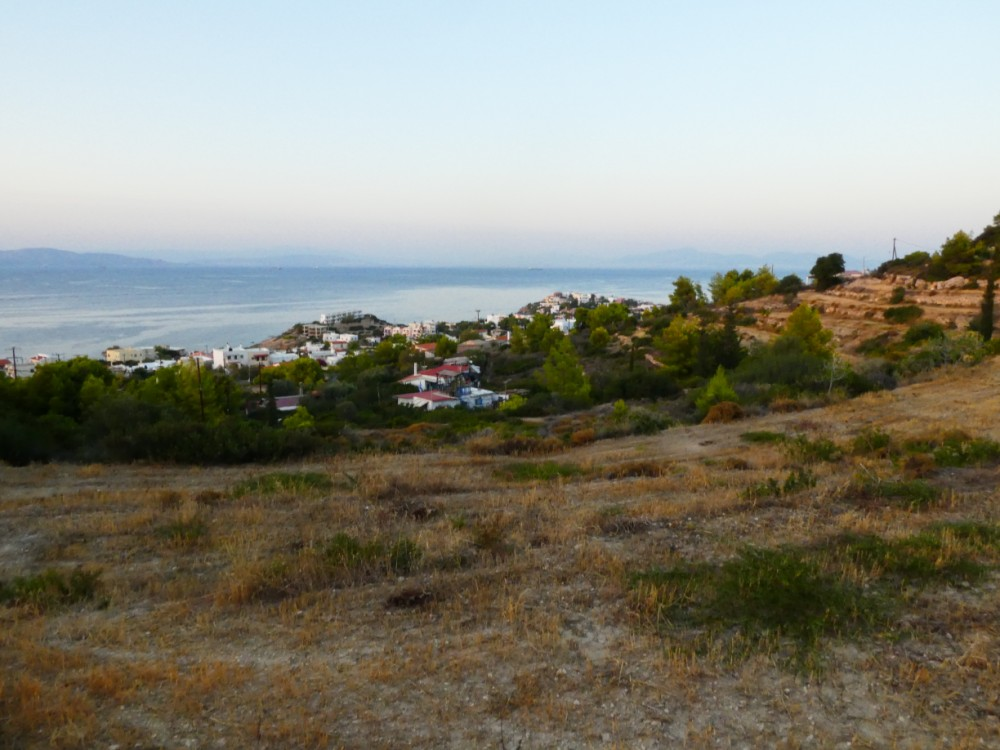 Land plot in Souvala - Property Aegina