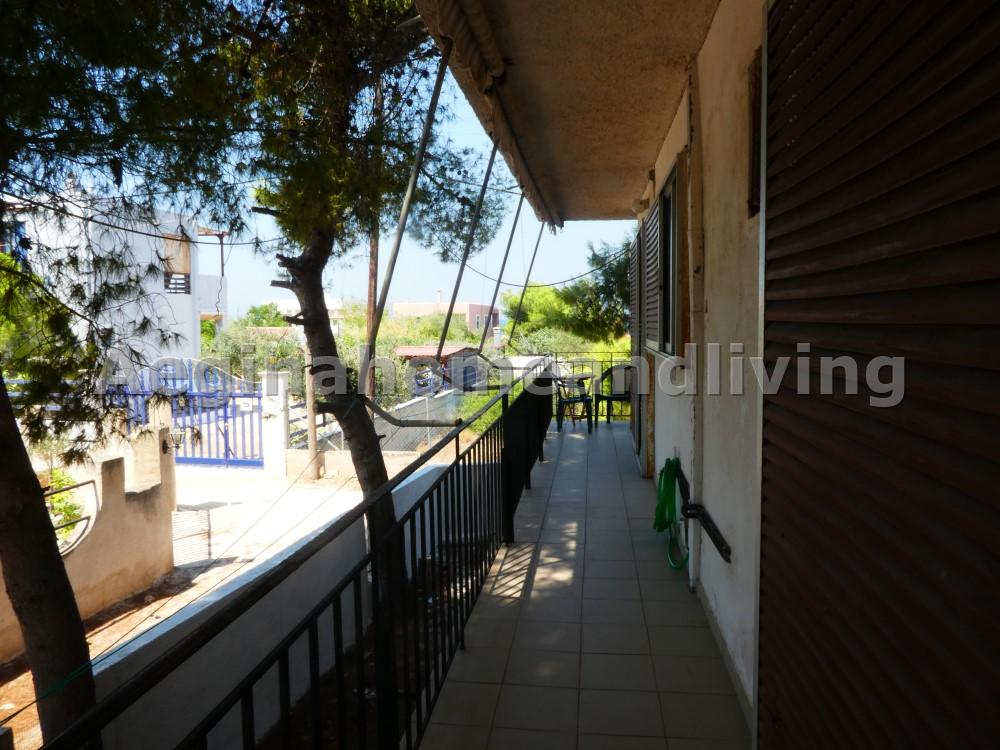 First floor apartment - Property Aegina