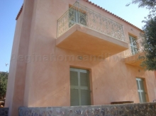 A detached house in south central Aegina - Aegina Home and Living