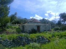 2 old stone houses in Mesagros - Aegina Home and Living